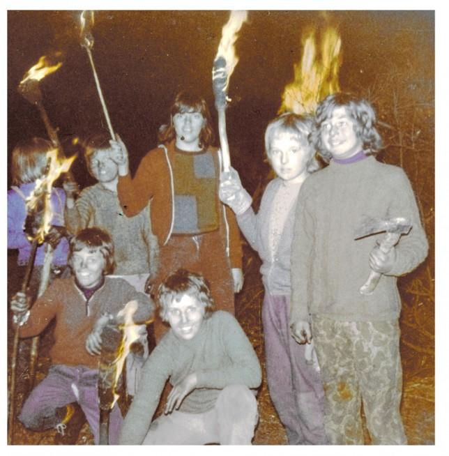 Bettinger Hüttenjungen in den 70er Jahren