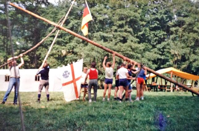1985 im Elsaß