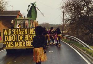 1989 Kannibalen des TCB